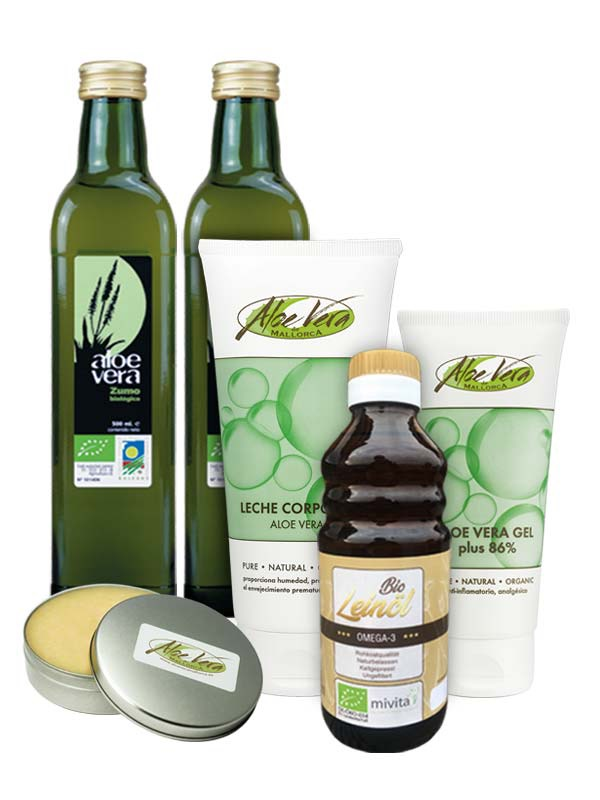 Aloe Vera Repair Set In & Out